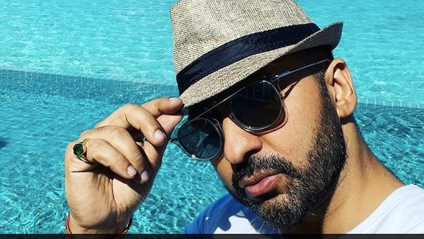 Raj Kundra's Breakfast Spread Includes All Things Healthy, Tasty And Vegan - See Pics