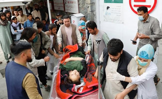 55 Dead, Over 150 Injured In Blasts Targeting Afghan School In Kabul