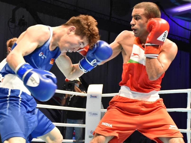 Amit Panghal Enters Semi-Finals Of Asian Boxing Championships, Assured A Medal