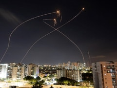"""""""Immediate De-escalation Need Of The Hour"""": India On Israel-Gaza Tensions"""