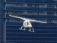 European Regulator Expects Flying Taxis To Come Into Service By 2024 Or 2025