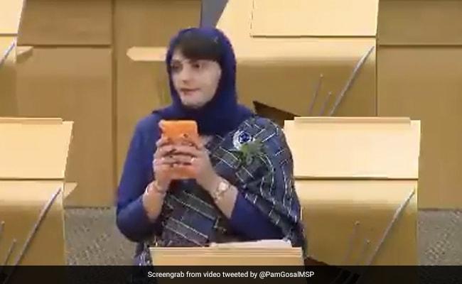 Indian-Origin MP In Scottish Parliament Recites Sikh Prayer Before Oath