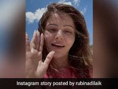 Rubina Dilaik ने वीडियो शेयर कर दिया हेल्थ अपडेट, बोलीं- '70 प्रतिशत हो चुकी हूं रिकवर'