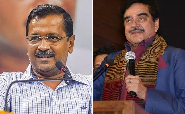 शत्रुघ्न सिन्हा ने दिल्ली के CM को लेकर किया ट्वीट, बोले- जब से कोरोना आया है केजरीवाल झूठमूठ का भी…