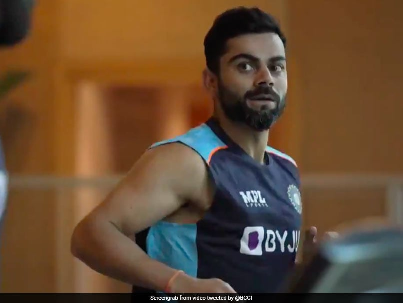 Virat Kohli, others are sweating as the BCCI publishes the video.  See |  Cricket News