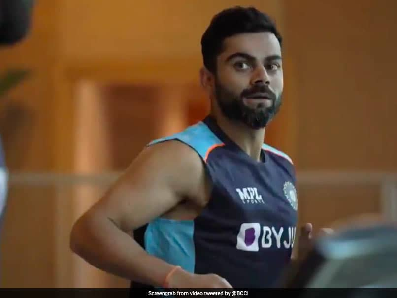 """""""Preps In Full Swing"""": Virat Kohli And Others Sweat It Out In BCCIs New Video. Watch"""