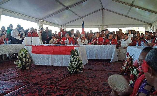 Samoa's First Woman PM-Elect Dismisses Rival's 'Electoral Games' Amid Vote Crisis