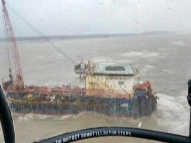 Video : Top News Of The Day: Over 50 Still Missing From ONGC Rig In Arabian Sea