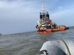 Barge Tragedy: Navy Teams Conduct Underwater Search For Bodies