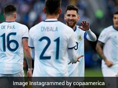 Argentina Suspends All Football With Copa America Looming