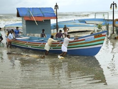In Pics: Rescue Teams Help Locals As Cyclone Tauktae Intensifies