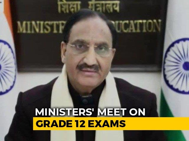 Video : Union Ministers' Meeting On Board, Entrance Exams Today