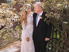 UK PM Boris Johnson Marries Fiancee Carrie Symonds In Secret Ceremony