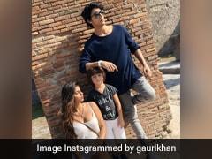 With Siblings Like Suhana Khan And Aryan Khan, AbRam Khan Is Set To Be One Stylish Little Boy