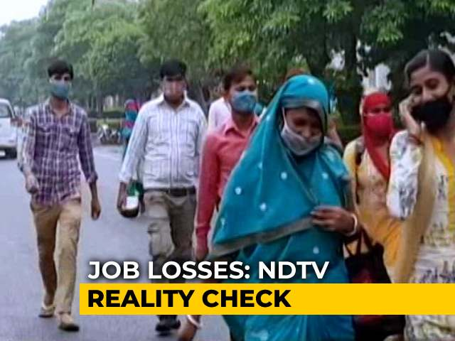 Video : Unemployment In Rural India Doubles In A Week