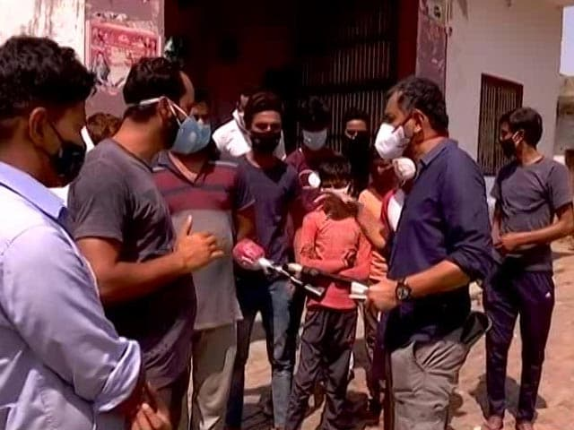 Video : Covid Deaths Stalk RSS-Linked 'VIP' Village In UP
