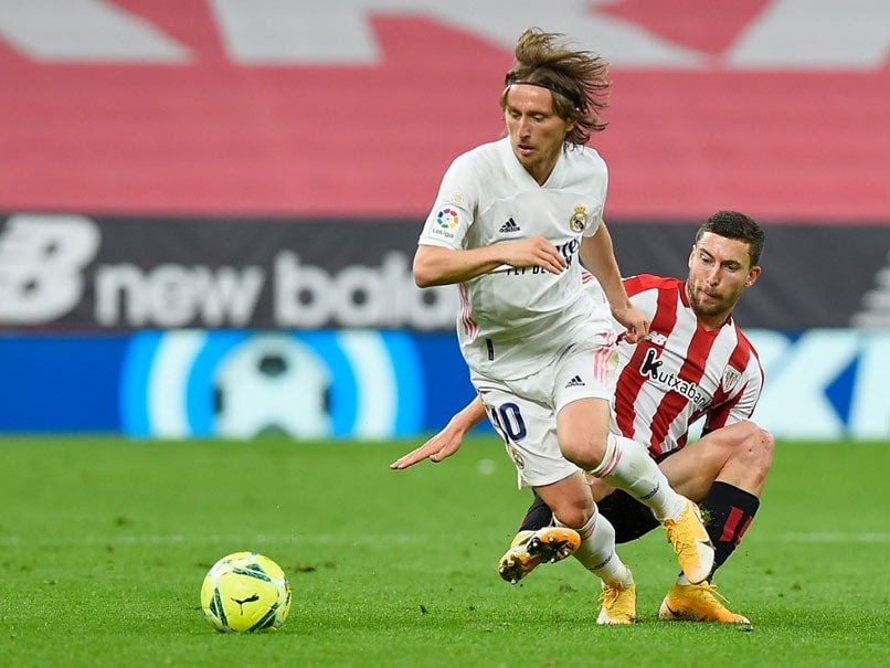 La Liga: Real Madrids Luka Modric Signs Contract Extension Until End Of Next Season