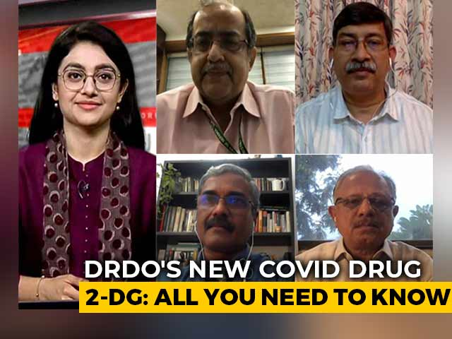 Video : DRDO'S Covid Drug: Does It Work?