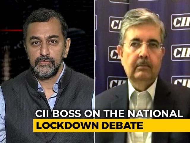 """Video : """"Time To Put Money In Hands Of Poor"""": Uday Kotak On Growth vs Covid"""