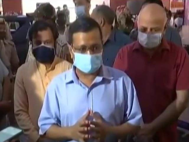 Video : Delhi Records Less Than 1,000 New COVID-19 Cases In 24 Hours, Curbs To Ease