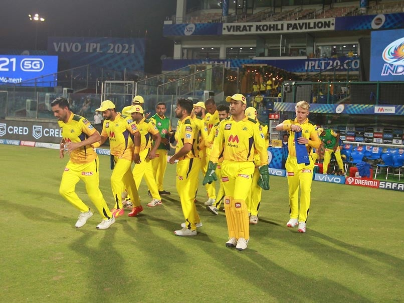 """IPL 2021: COVID-19 Cases In Chennai Super Kings Camp """"False Positives"""", Says Report"""