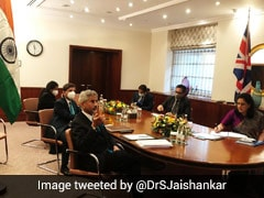 S Jaishankar, Dominic Raab Discuss India-UK Trade Deal 2030 Roadmap