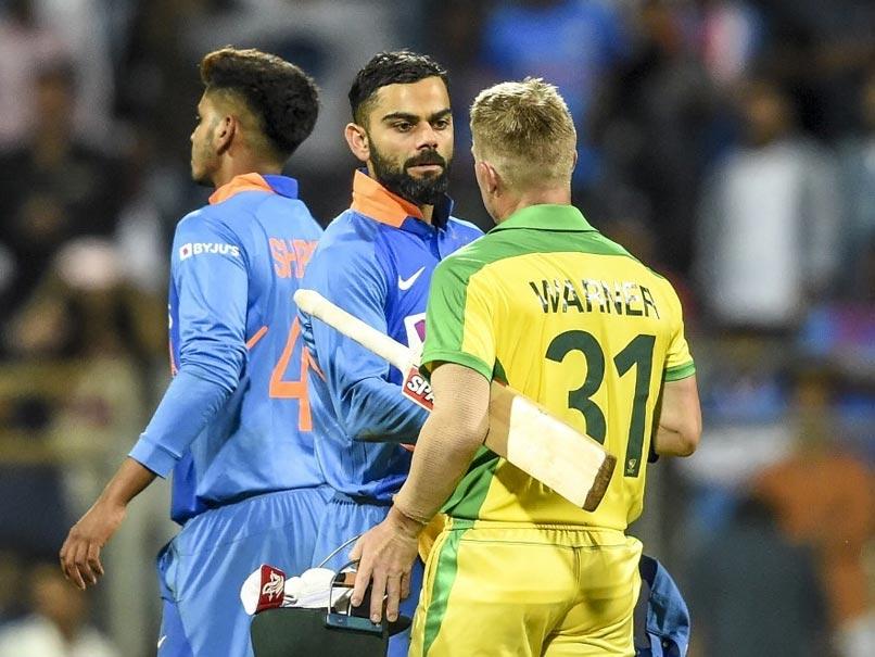 """We Aint Catching Virat Kohli"": David Warner Salutes India Skippers Dominant Run"