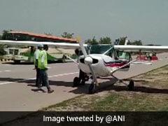 Aligarh-Bound Training Aircraft Makes Emergency Landing On Yamuna Expressway