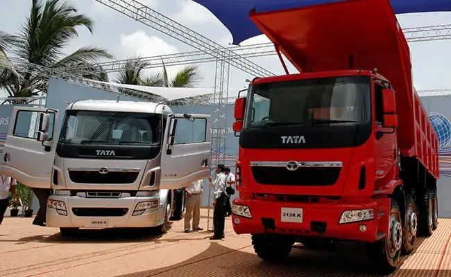 Tata Motors To Hike Commercial Vehicle Prices From October