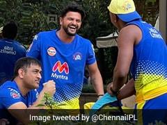 International Tea Day: MS Dhoni, Suresh Raina And Dwayne Bravo Star In Chennai Super Kings' Post
