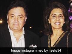 Eid Ul Fitr: Neetu Kapoor's <i>Parda Hai</i> Wish Featuring Rishi Kapoor. See Inside