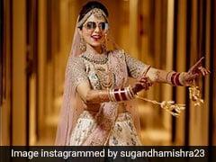 विवाह बंधन में बंधी कॉमेडियन सुगंधा मिश्रा विवादों में घिरीं, कोरोना प्रोटोकाल के उल्लंघन पर FIR दर्ज