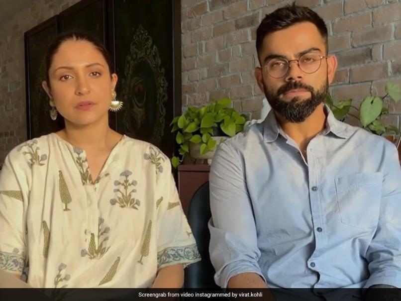 "Virat Kohli, Anushka Sharma ""Overwhelmed With Response"" To Fund-Raising Campaign For COVID-19 Relief"