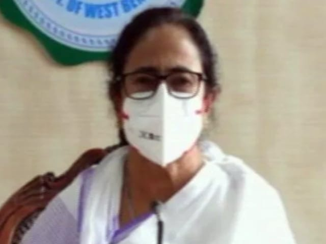 "Video : ""Exempt Oxygen Tanks, Covid Medicines From Taxes"": Mamata Banerjee To PM"