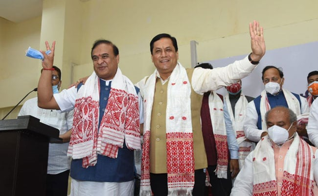 Himanta Biswa Sarma To Be Assam's New Chief Minister