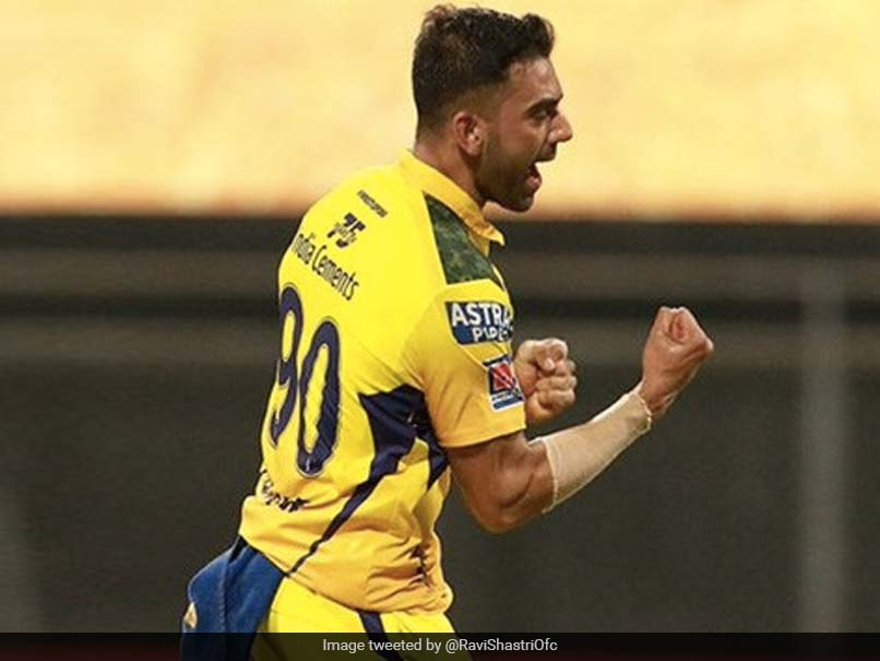 """IPL 2021: """"None Of The Players Panicked"""" After Covid Cases In CSK Bubble, Reveals Deepak Chahar"""