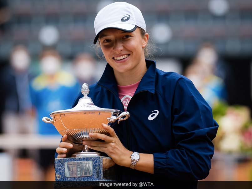 Italian Open: Iga Swiatek Crushes Karolina Pliskova 6-0, 6-0 To Clinch Womens Singles Title