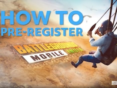 We Have Pre-Registered For Battlegrounds Mobile India! Here's How You Can Do It