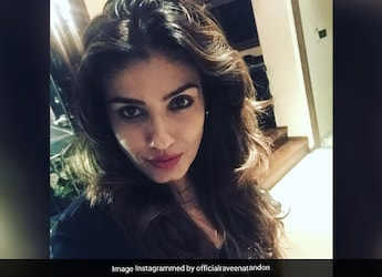 Raveena Tandon Shares Funny Pic Of Snacks On Newspaper, Fans Love The Irony