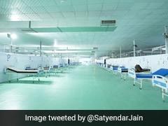 Glitches Delay Start Of Delhi's GTB Hospital Covid Facility