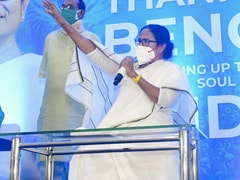 'Vaccine Supply Insignificant... Speedily Import': Mamata Banerjee To PM