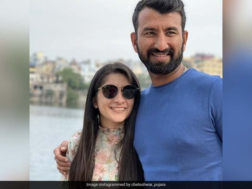 Cheteshwar Pujara Receives First Dose Of COVID-19 Vaccine, Urges Fans To Get Vaccinated | Cricket News