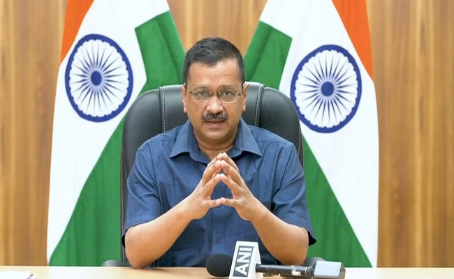 Arvind Kejriwal Launches Centre For Realtime COVID-Related Data