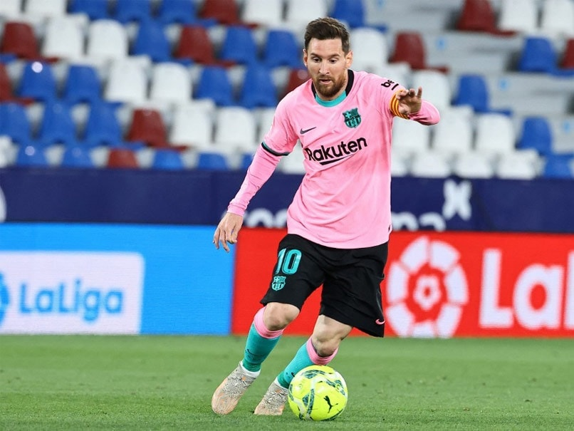 """Lionel Messi Says Copa del Rey Win Was """"Turning Point"""" For Barcelona"""