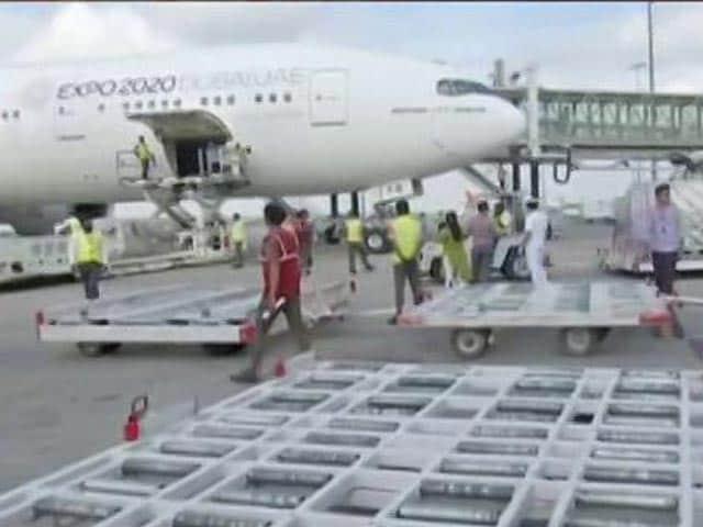 Video : Second Batch Of Russian COVID-19 Vaccine Sputnik V Reaches Hyderabad
