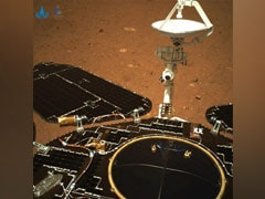China's Mars Rover Starts Roaming The Red Planet