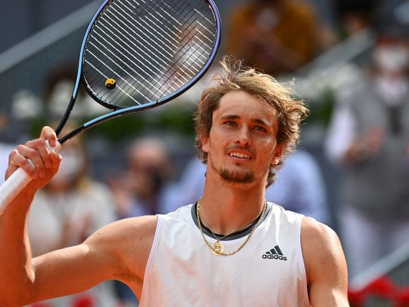 Madrid Open: Alexander Zverev Sees Off Dominic Thiem To Reach Final