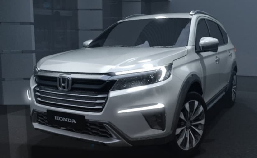 The Honda N7X is expected to be a replacement for the BR-V.