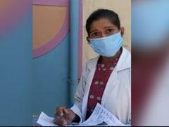 Madhya Pradesh Health Worker On Covid Duty Faces Conversion Probe