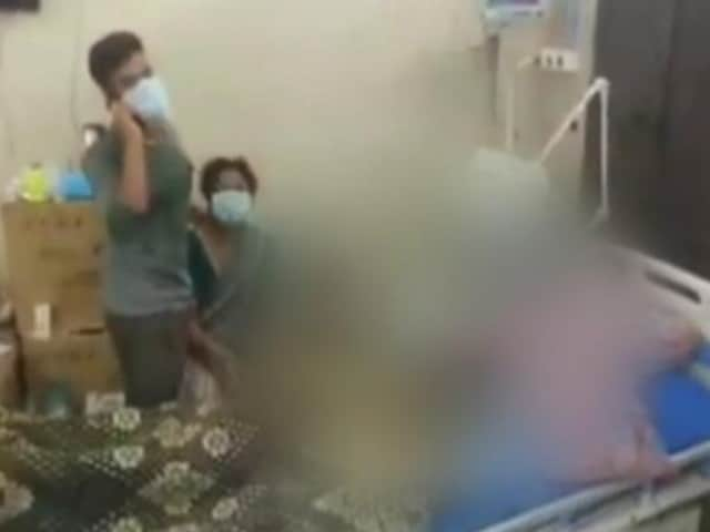 Video : 11 Covid Patients Die In Andhra Hospital Due To Lag In Oxygen Supply, Other Top Stories
